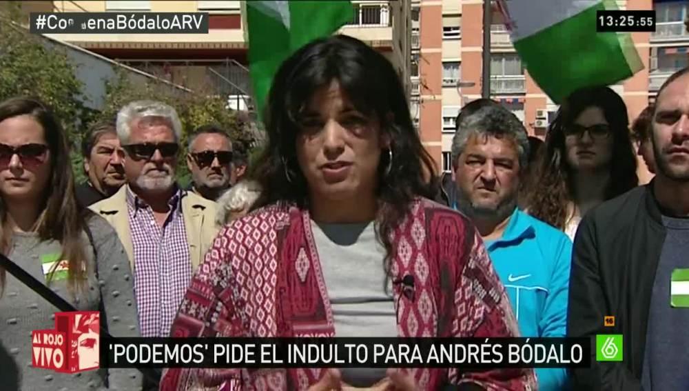 Teresa Rodríguez arv