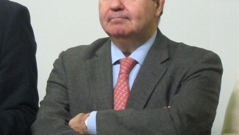 El exconsejero andaluz, Gaspar Zarrías