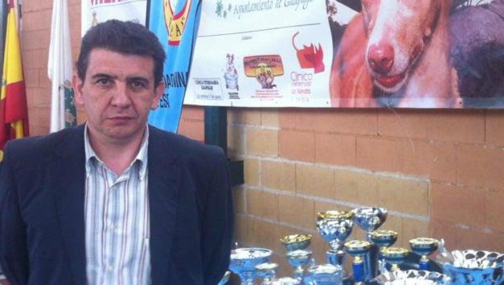 Ángel Camacho, concejal del PP en Galapagar