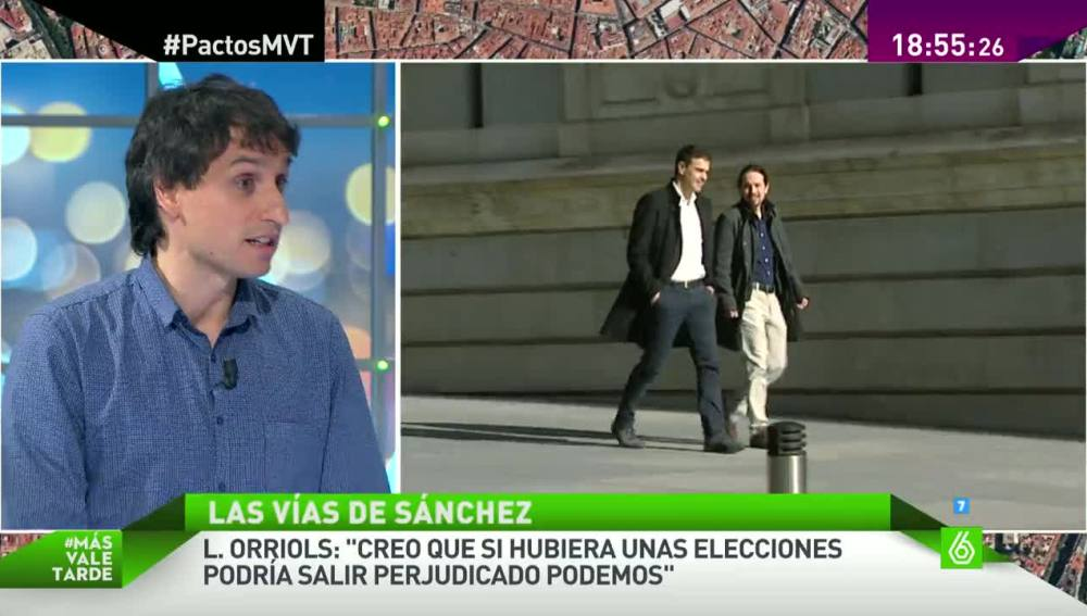 Luis Orriols en MVT