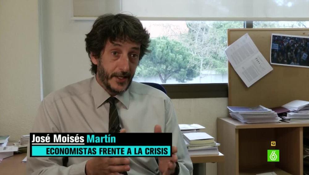 José Moisés Martín