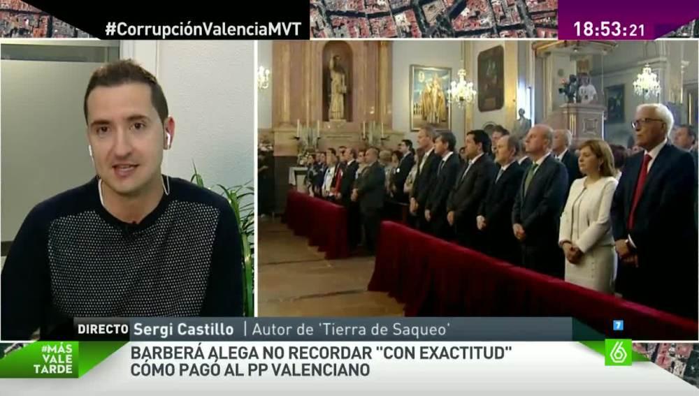 Sergi Castillo en MVT