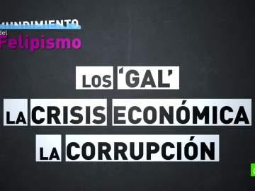 Causas del declive de Felipe González