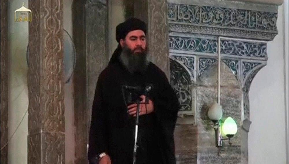 Abu Bakr al Baghdadi, el líder de Daesh