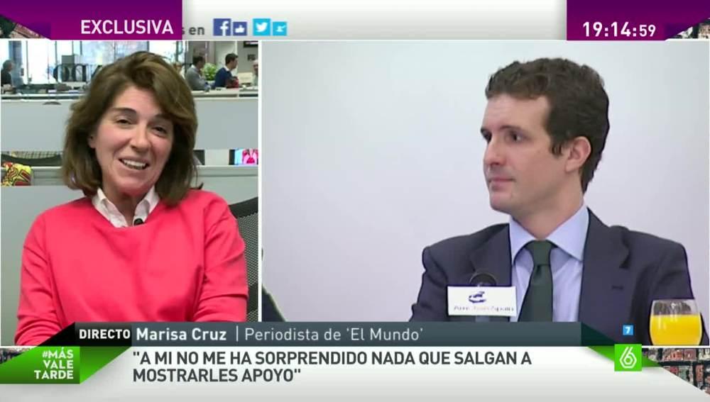 Marisa Cruz en MVT
