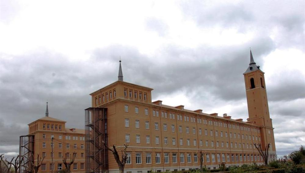 Vista del edificio de la Diócesis de Ciudad Real