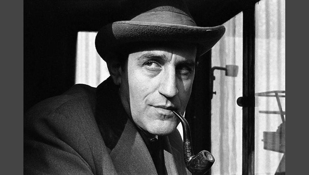 El actor británico Douglas Wilmer, famoso por encarnar al detective Sherlock Holmes