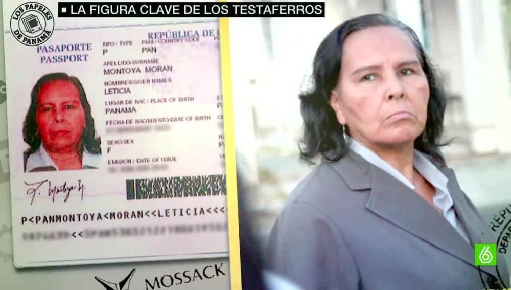 Leticia Montoya, una de las testaferro más poderosas del mundo