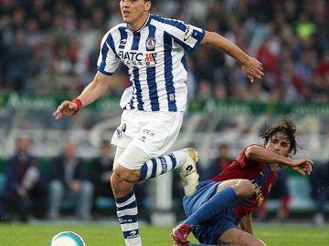 Kovacevic, exfutbolista de la Real Sociedad