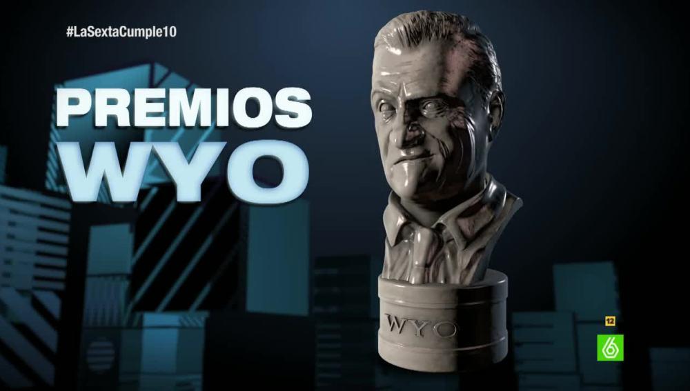 Los premios Wyo