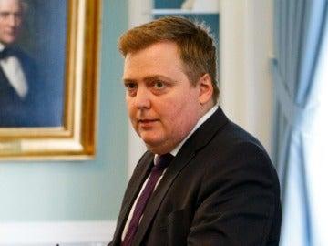 Primer ministro de Islandia