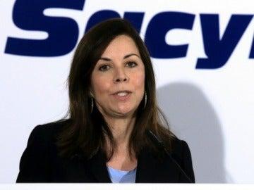 La embajadora de Panamá en España