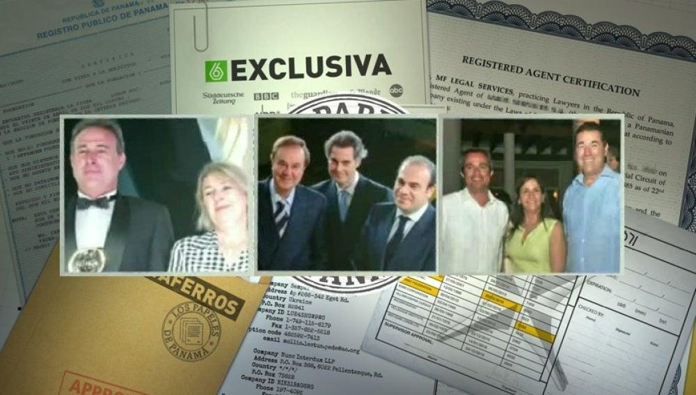 Familias hoteleras en los papeles de Panamá