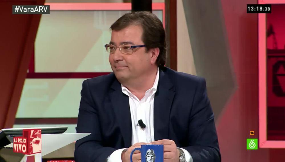 Guillermo Fernández Vara en ARV