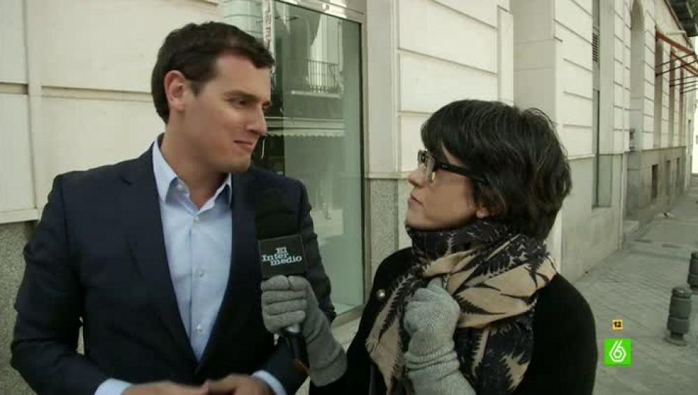 Thais Villas entrevista a Albert Rivera