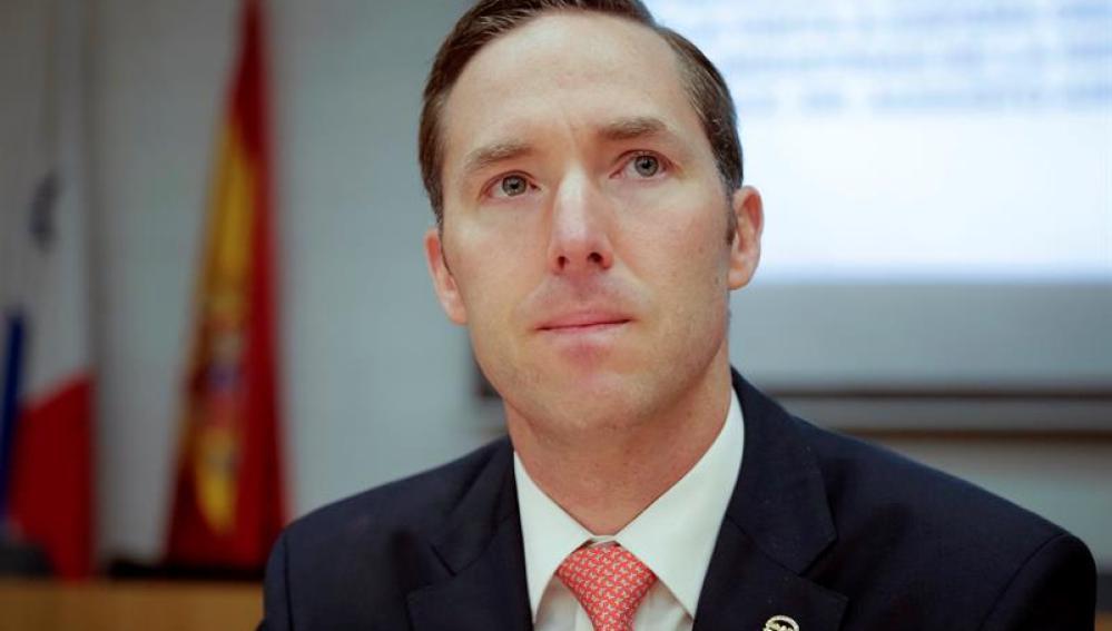 El ministro de Comercio e Industrias de Panamá, Augusto Arosemena