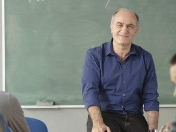 Merlí Bergeron, el profesor de Filosofía
