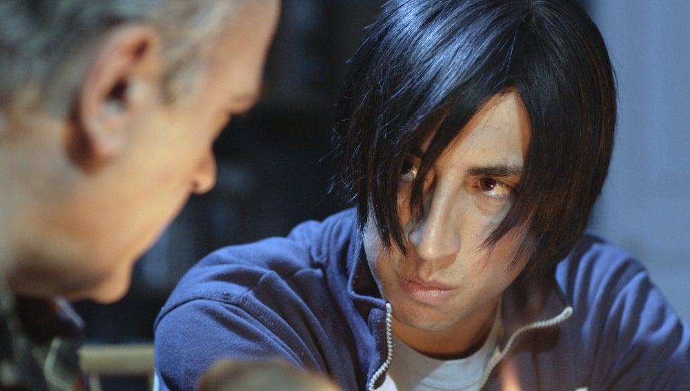 Iván Blasco, el agorafóbico
