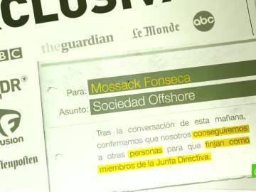 laSexta Noche desvela nuevos nombres de los 'papeles de Panamá'