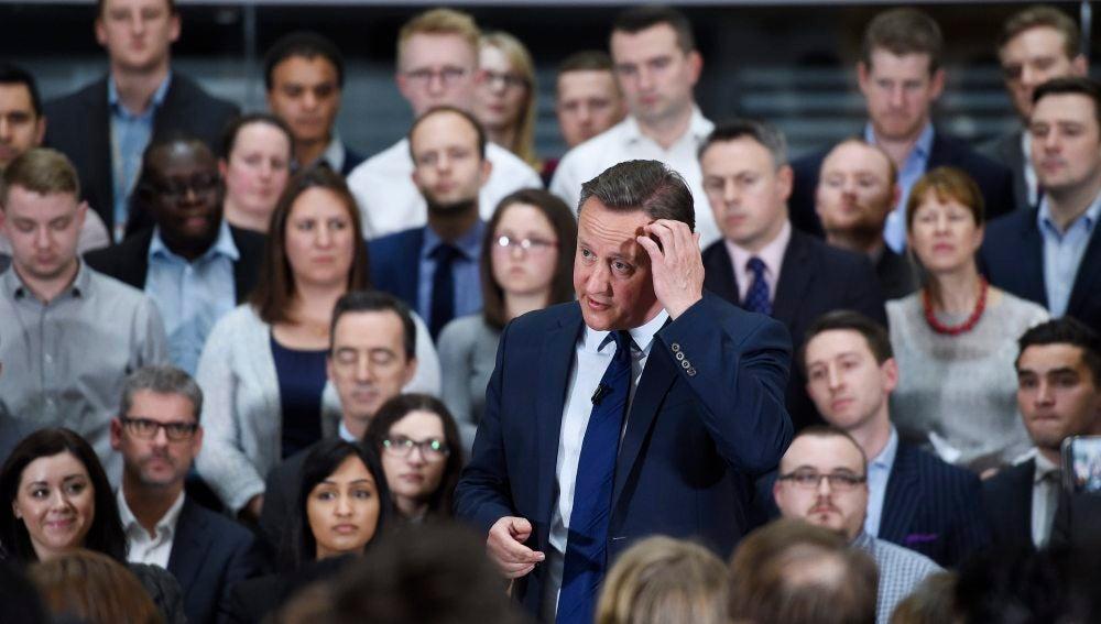 David Cameron publicará sus declaraciones de Hacienda