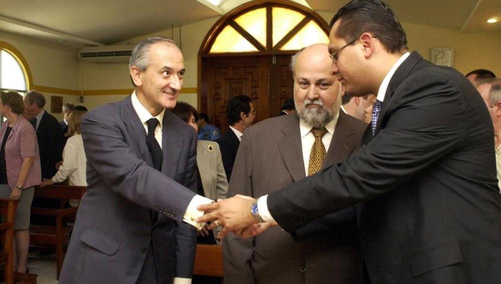 Cesado el embajador de España en Bélgica, Ignacio Matellanes