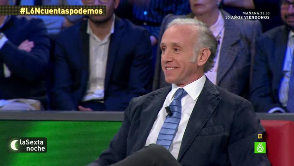 El periodista Eduardo Inda