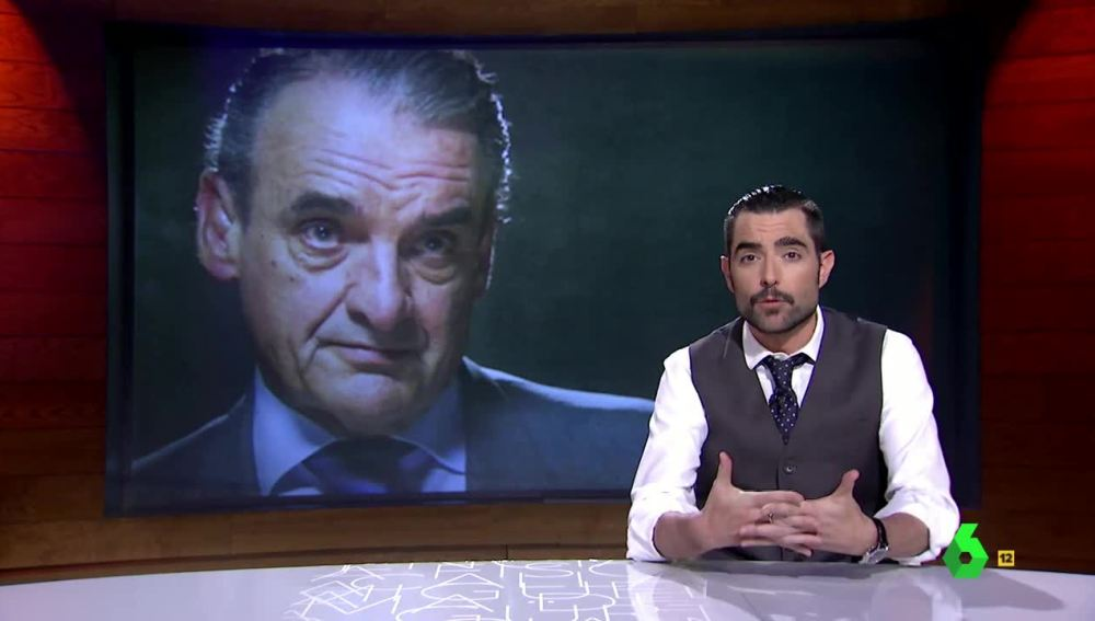 Dani Mateo analiza a Mario Conde