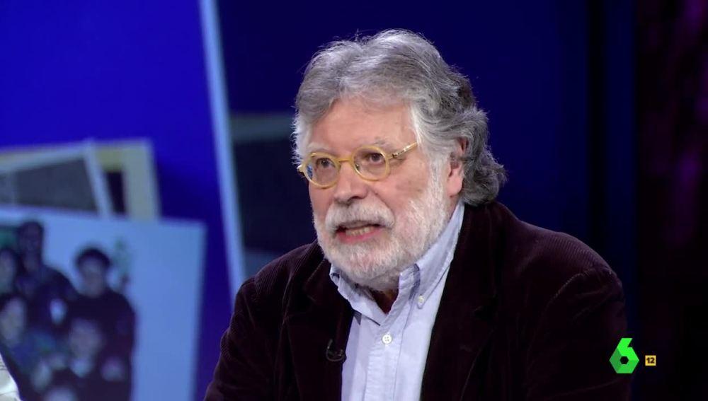 Joaquín Estefanía, periodista