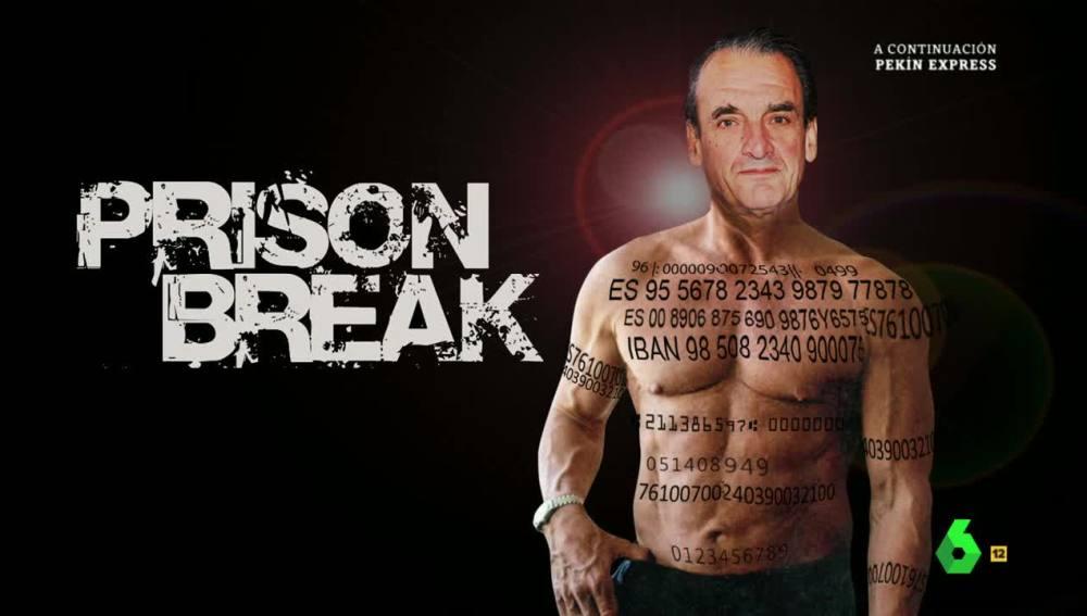 Mario Conde en Prision Break