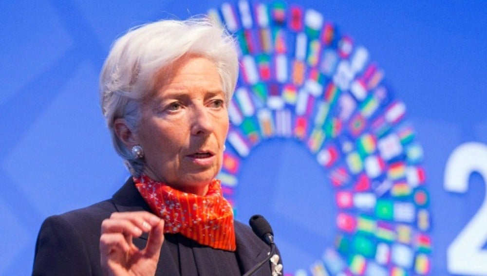 Resultado de imagen para Christine Lagarde