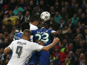 Cabezazo de Cristiano para poner el 2-0