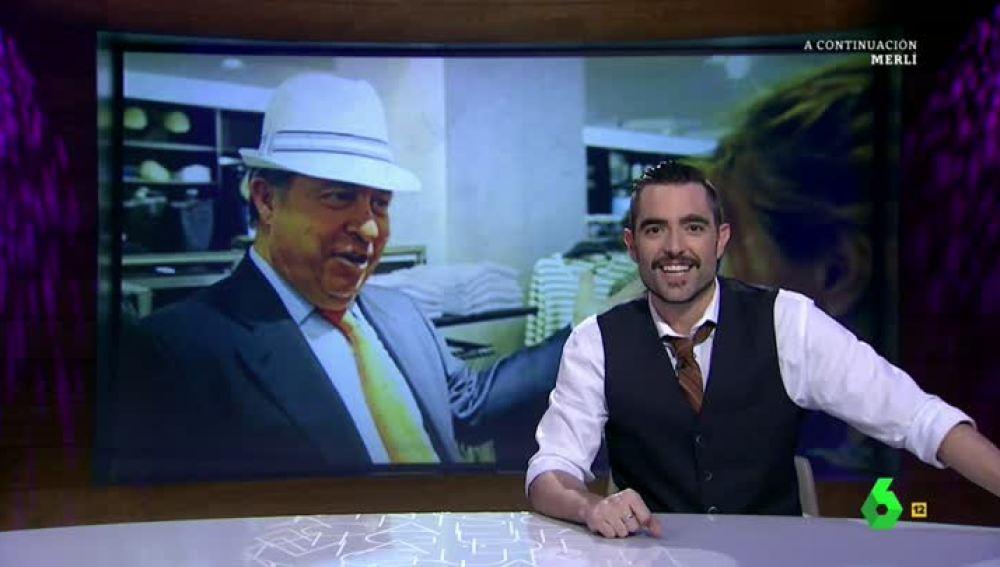 Dani Mateo analiza la figura del alcalde de Granada