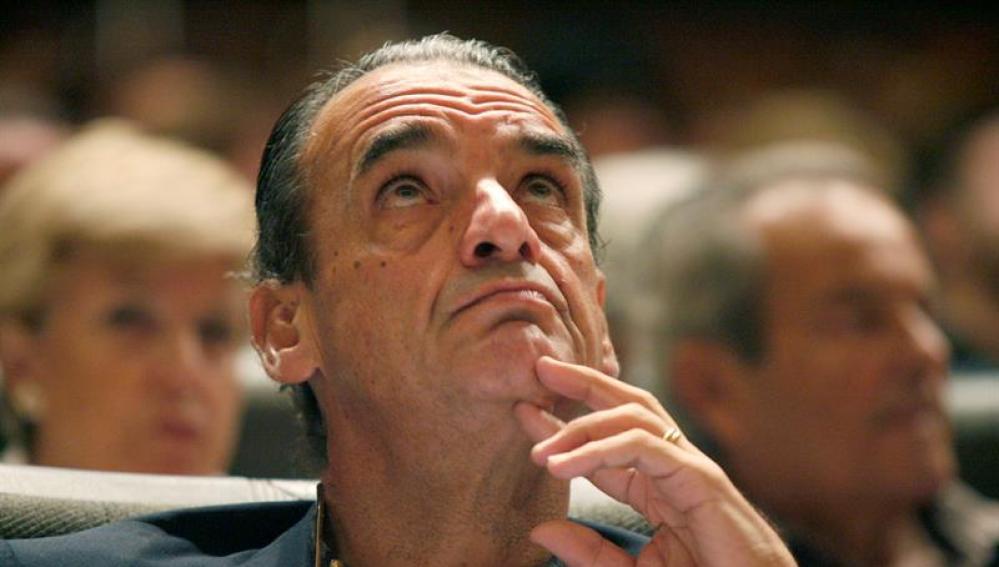 El expresidente de Banesto, Mario Conde.