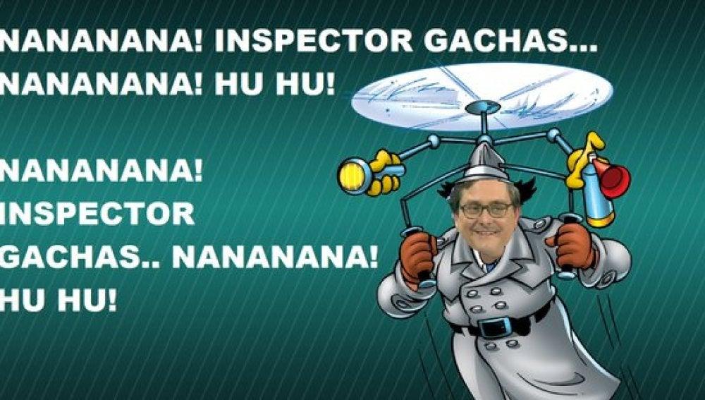 Meme por el nombramiento de Marhuenda como comisario