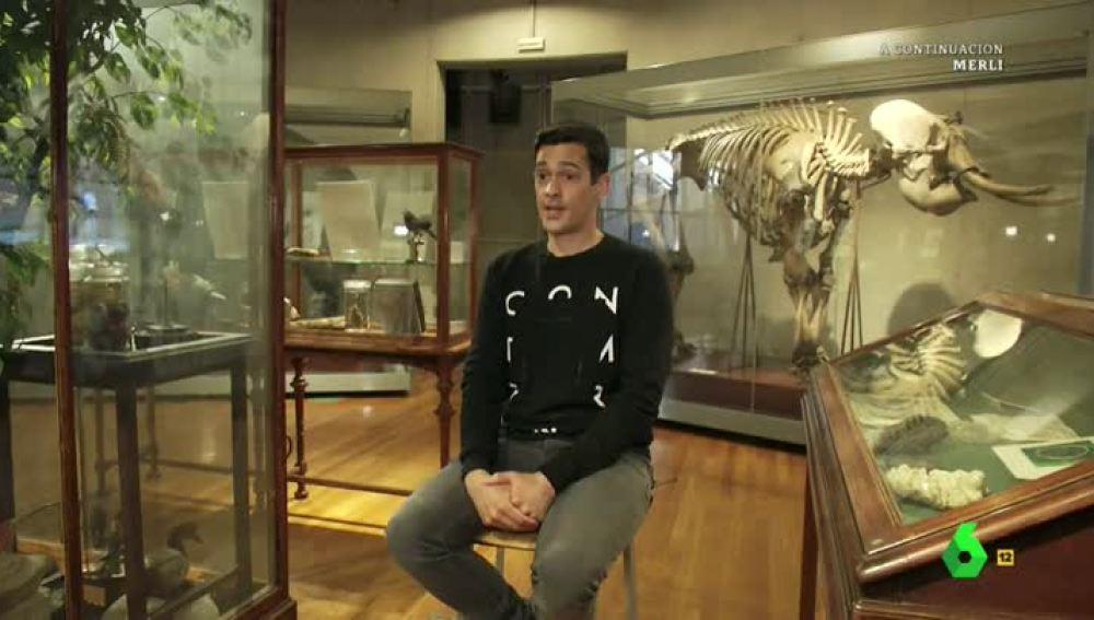 Ciro Cabal, un biólogo español becado en Princeton