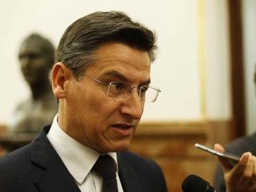 El alcalde de Granada, Luis Salvador, en una imagen de archivo