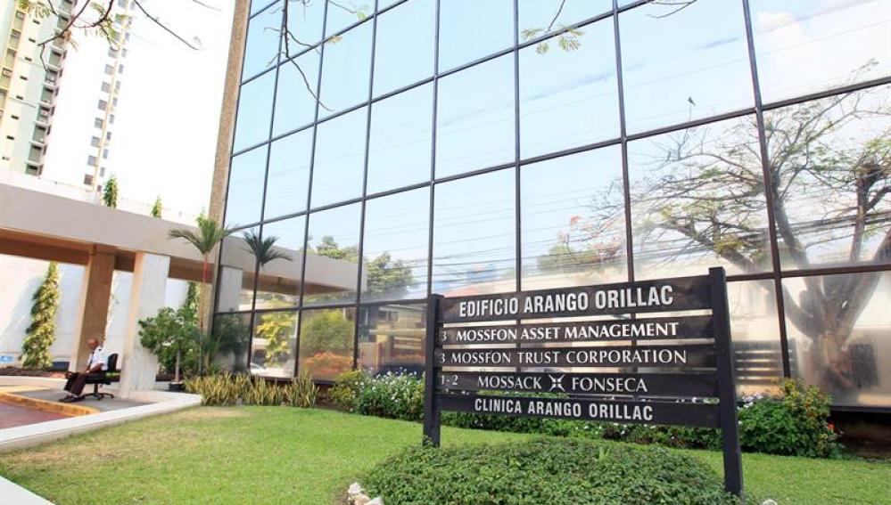 Fotografía de la sede de la firma de abogados Mossack Fonseca