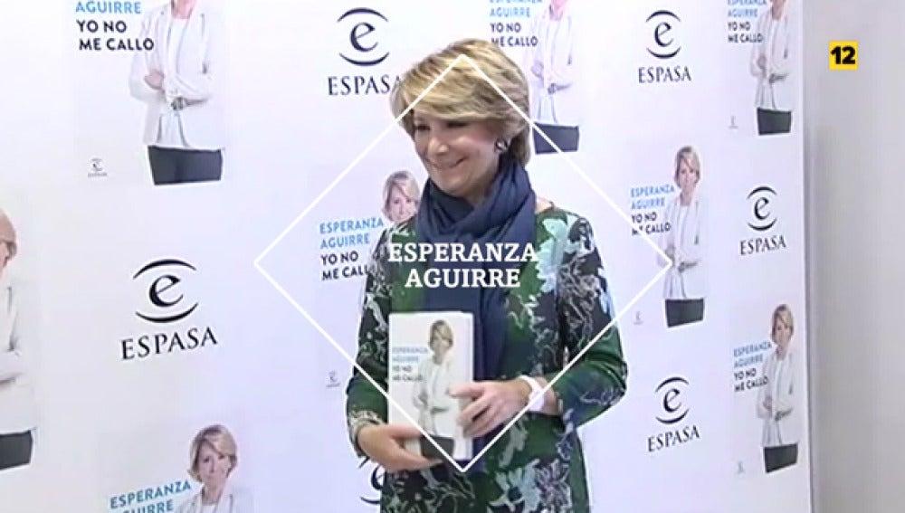 Esperanza Aguirre, en laSexta Noche