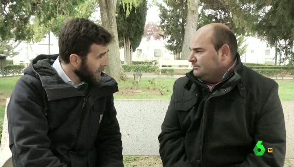 Gonzo entrevista a Andrés Antonio Arroyo, edil de Llanos del Caudillo