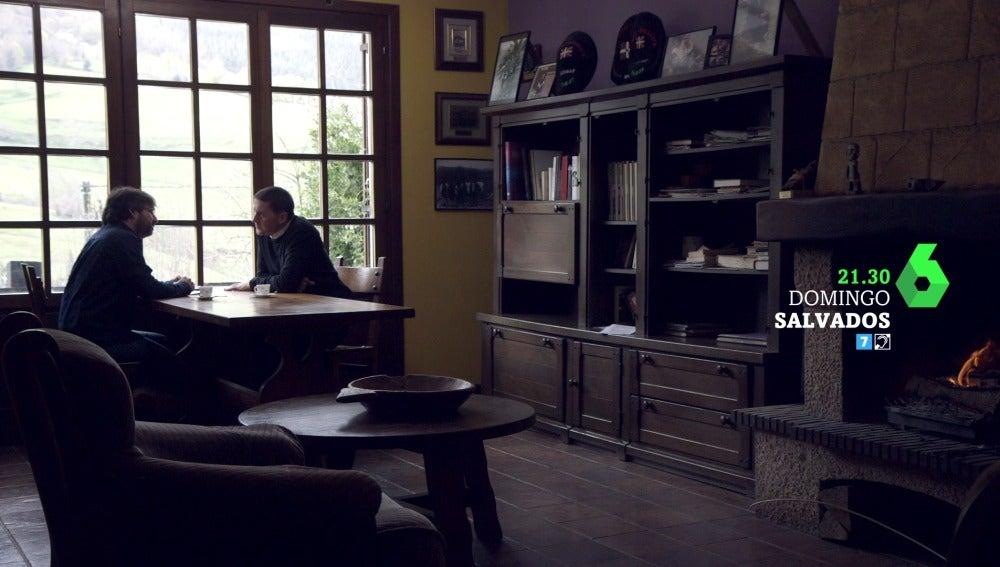 Arnaldo Otegi en Salvados