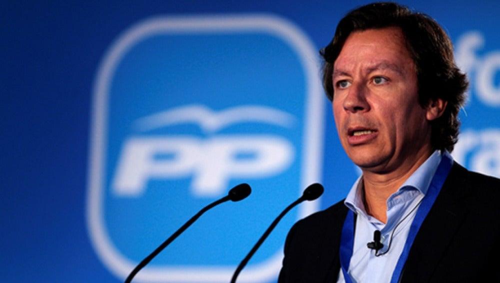Carlos Floriano en una imagen de archivo