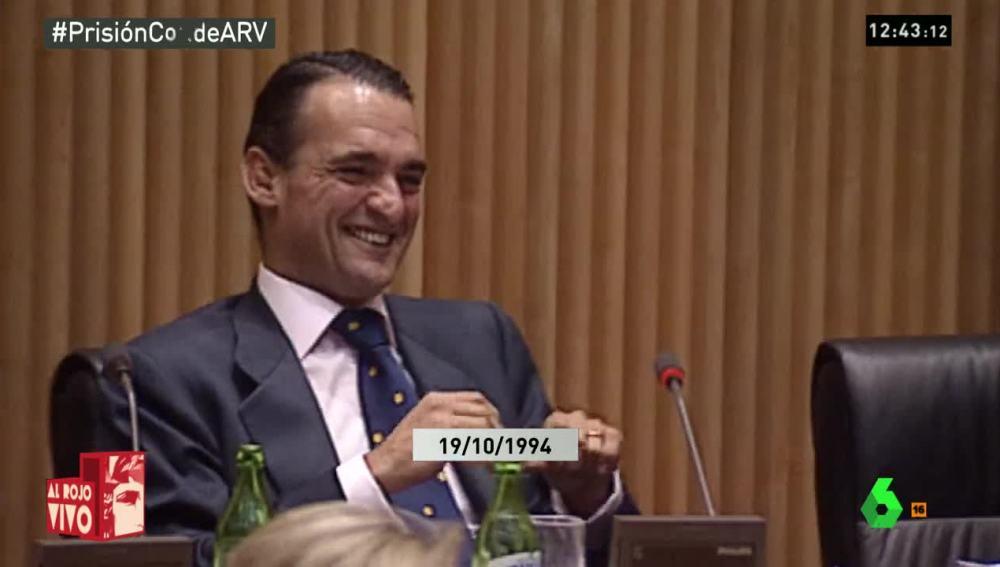 Mario Conde en 1994