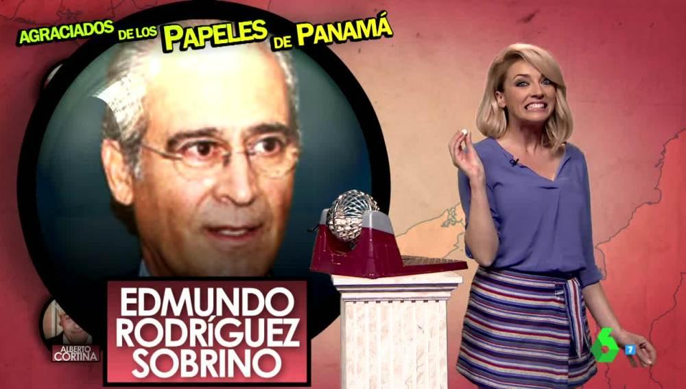 """Anna Simon: """"El 'agraciado' es Edmundo Rodríguez Sobrino"""""""