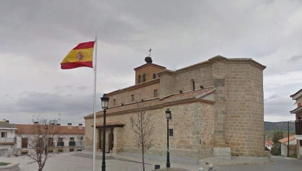 Iglesia de Quijorna