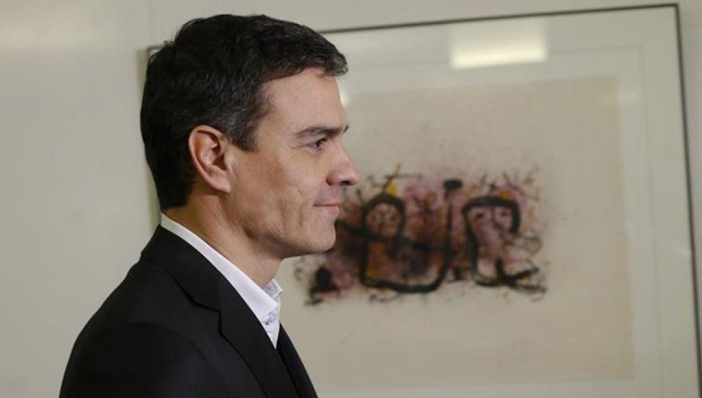 Pedro Sánchez en una imagen de archivo