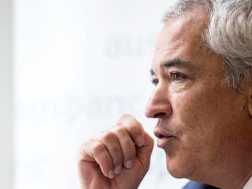 Luis Pineda, el presidente de Ausbanc