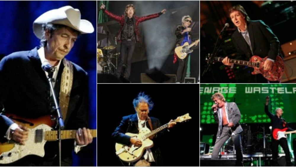 Dylan, The Rolling Stones, Paul McCartney, Neil Young y The Who, el objetivo del festival Coachella 2016