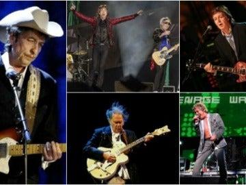 Dylan, The Rolling Stones, Paul McCartney, Neil Young y The Who, el objetivo del festival Coachella 2016