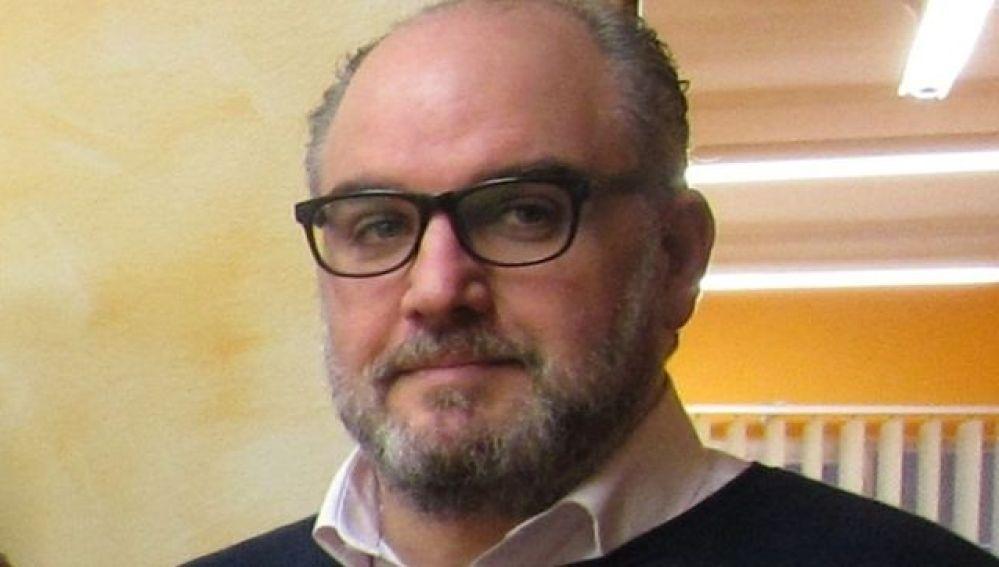 Federico Pérez Oteiza, coordinador de Ciudadanos en La Rioja