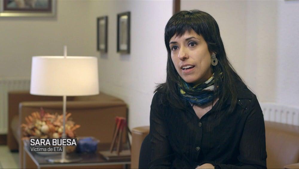 Sara Buesa en Salvados